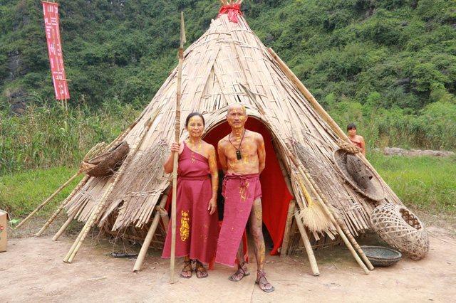Những người thổ dân này đều là những người nông dân Ninh Bình