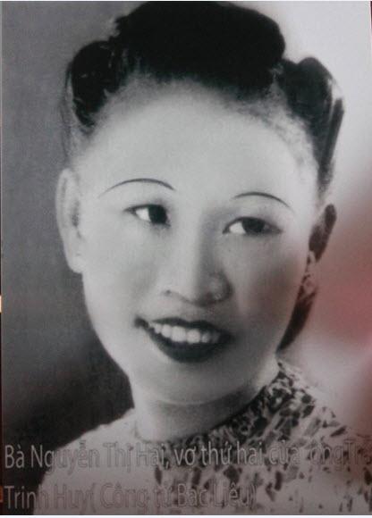 Bà Nguyễn Thi Hai
