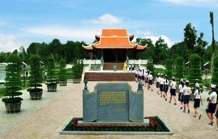 Khu tưởng niệm Bác Hồ