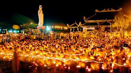 Lễ Vía Phật Bà Quan Âm Nam Hải hằng năm