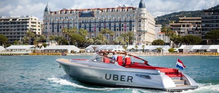 Uber boat Pháp