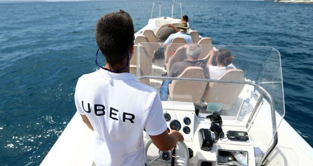 Uber boat Coatia