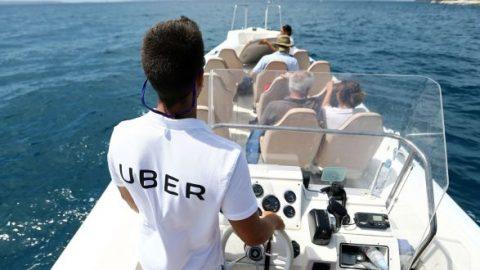 UberBoat khai trương tại Croatia 5-2017