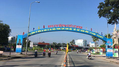 """Kỷ niệm 50 năm công nhận danh hiệu """"Củ Chi Đất Thép Thành Đồng"""""""