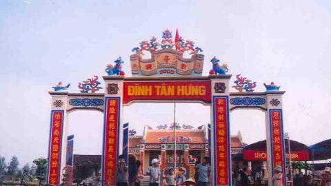 Đình Tân Hưng – Cà Mau