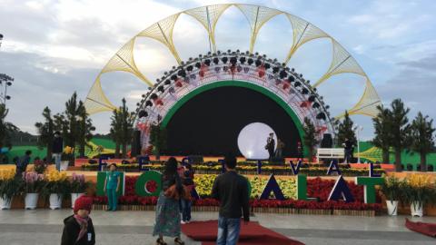 Festival hoa Đà Lạt 2017 vui mừng phút chót