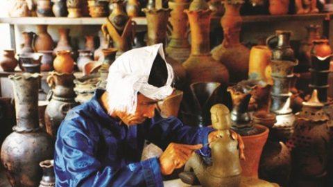 Làng nghề Gốm Bàu Trúc Ninh Thuận