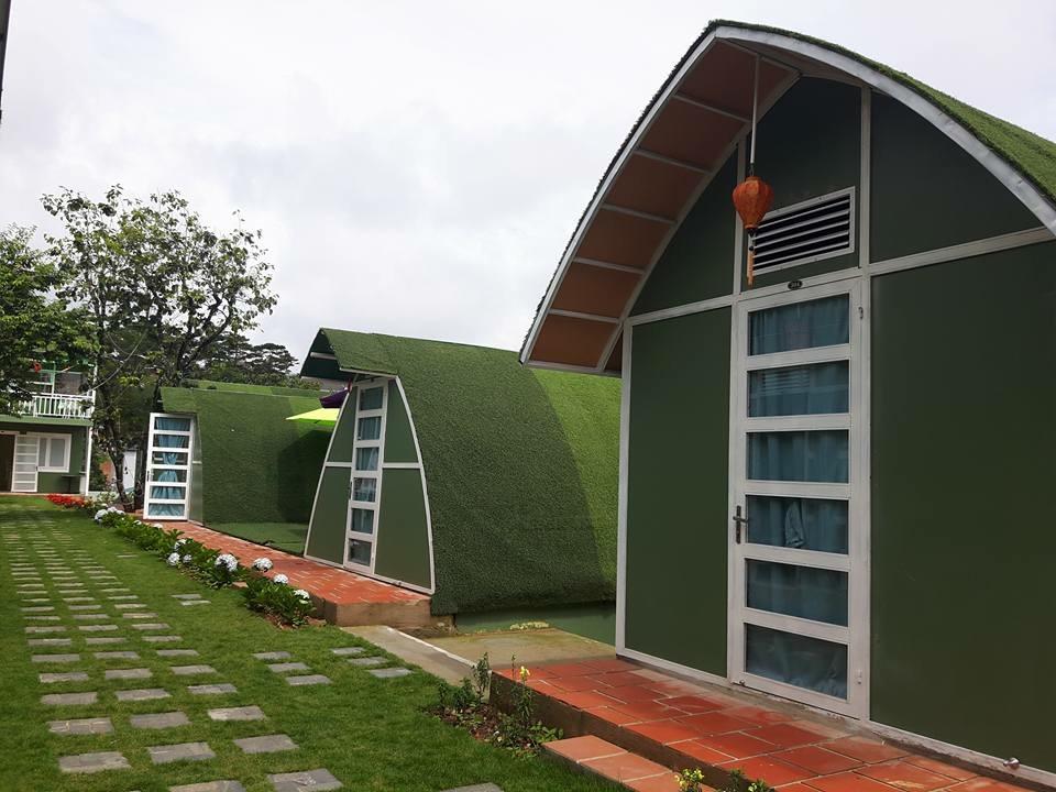 Homestay GreenLand Đà Lạt gần trung tâm Đà Lạt