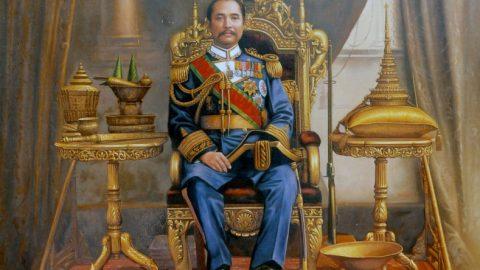 Câu chuyện Vua Rama 5 và Vua Rama 9 được người dân yêu quý nhất