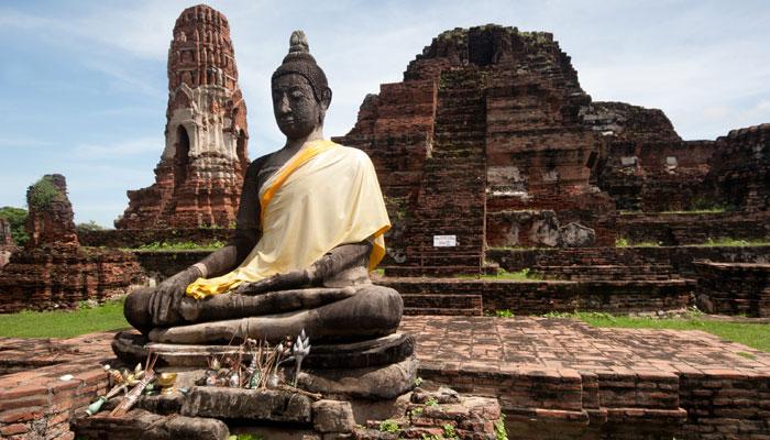 Tóm tắt lịch sử đất nước Thái Lan
