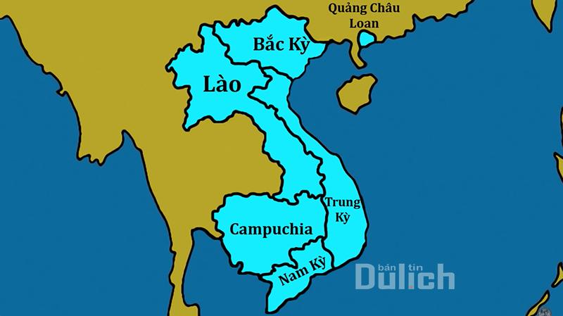 Nam Kỳ Lục Tỉnh và tóm tắt thời gian Pháp xâm lược Đại Nam