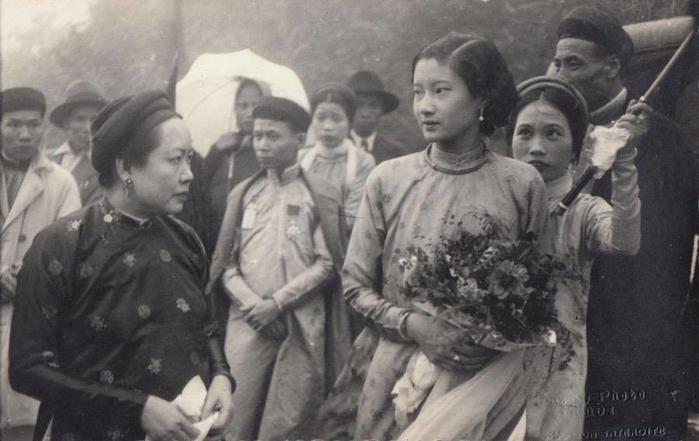 Nam Phương hoàng hậu vợ Vua Bảo Đại