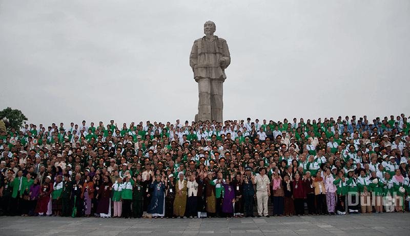 Hồi ức câu chuyện hành quân Ngàn Năm Thăng Long 10-10-2010
