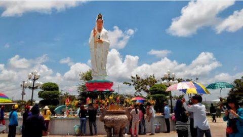 Hành hương Phật Bà Nam Hải – Bạc Liêu