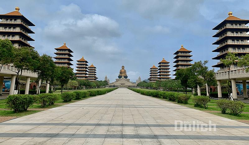 Tham quan Phật Quang Sơn Đài Loan