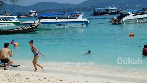 Các đảo phổ biến dành cho khách du lịch tại Phuket Thái Lan