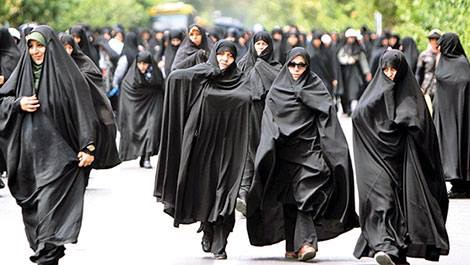 Thân phận của người phụ nữ Hồi Giáo