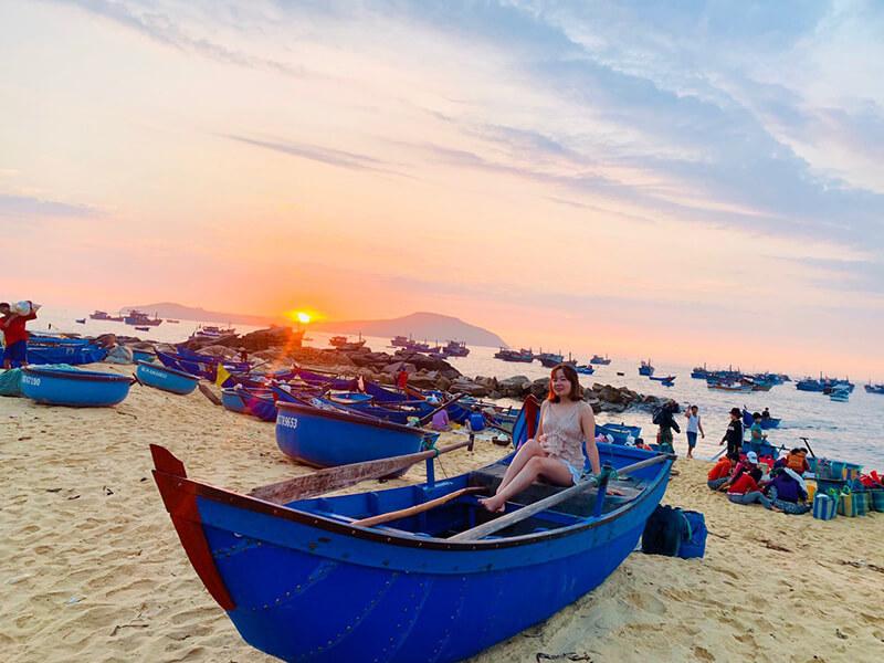 Du lịch Đảo Điệp Sơn và Phú Yên từ TPHCM