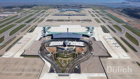 Giới thiệu sân bay quốc tế Hàn Quốc Korea