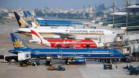 Quy trình tại sân bay quốc tế Tân Sơn Nhất Việt Nam