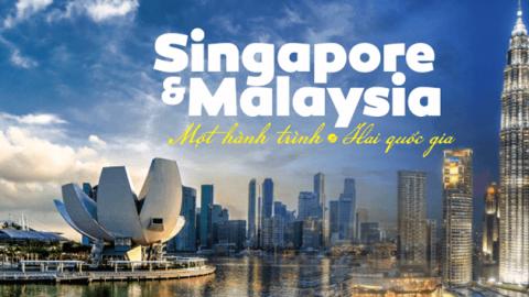 Cẩm nang thông tin cần thiết khi đi du lịch Singapore Malaysia