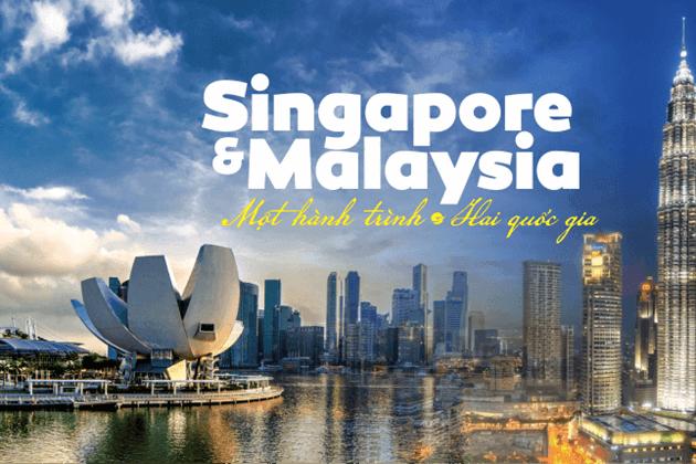 Thông tin cần biết khi đi du lịch Singapore Malaysia