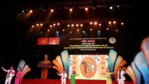 Du lịch Văn Hoá Việt đạt thành tích cao năm 2017
