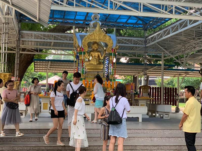 Chùa Wat Nong Ket Yai Thái Lan